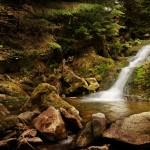 Около Каньона на водопадите