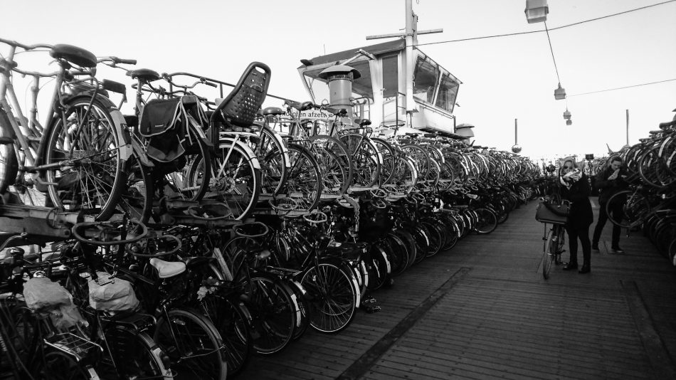 Amsterdam, велосипеди